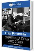 Le sorprese della scienza - Mondo di carta (Audio-eBook)