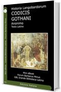 Codicis Gothani: Codice di Gotha (GBL Mini eBook Forum Barbarus)