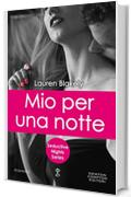 Mio per una notte (Seductive Nights Series Vol. 7)