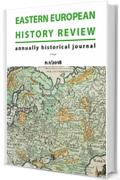 Eastern European History Review: annually historical journal n.1/2018
