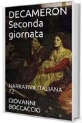 DECAMERON Seconda giornata: NARRATIVA ITALIANA 72