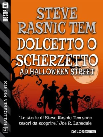 Dolcetto o Scherzetto ad Halloween Street (Halloween Nights)