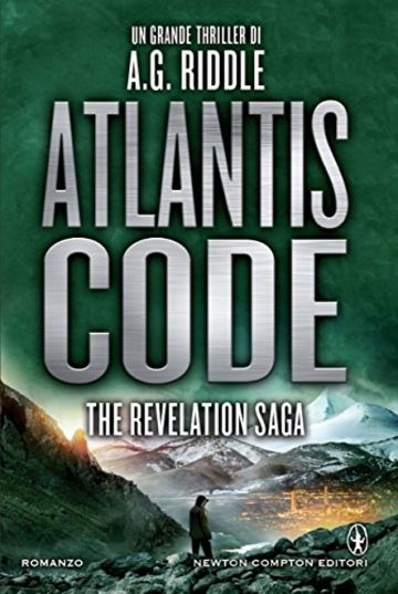 Atlantis Code (The Revelation Saga Vol. 3)