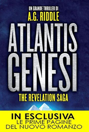 Atlantis Genesi (The Revelation Saga Vol. 1)