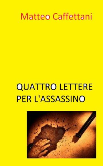 Quattro lettere per l'assassino