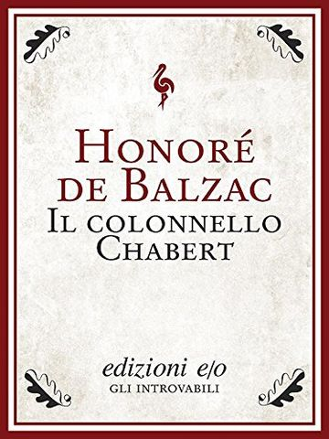 Il colonnello Chabert (Introvabili)
