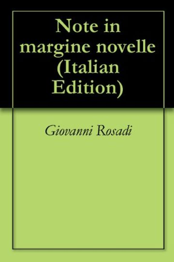 Note in margine novelle