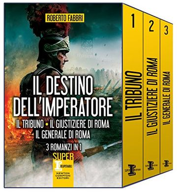 Il destino dell'imperatore. 3 romanzi in 1 (eNewton Narrativa)