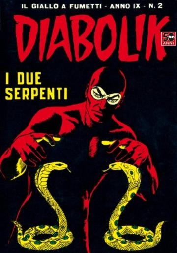 DIABOLIK (156): I due serpenti