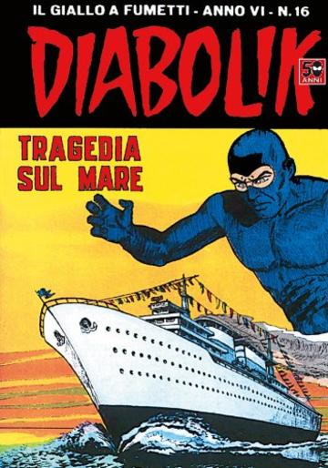 DIABOLIK (92): La maschera dell'assassino