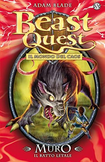 Muro. Il Ratto Letale: Beast Quest vol. 32