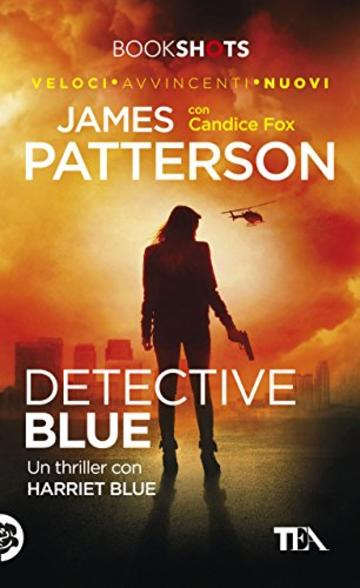 Detective Blue: Un thriller con Harriet Blue