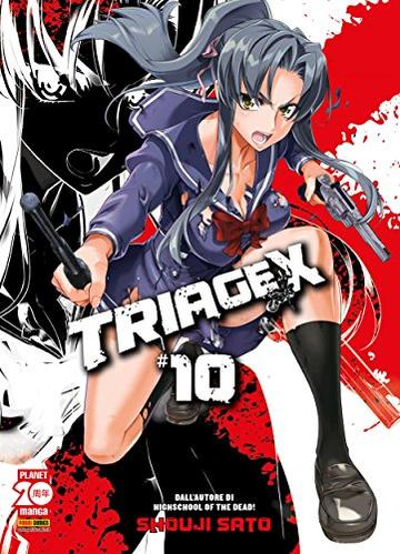 Triage X 10 (Manga)