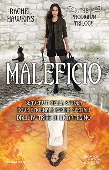Maleficio (The Prodigium Trilogy Vol. 2)