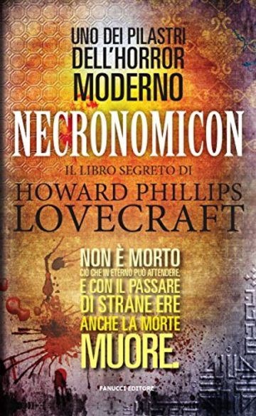 Necronomicon - Il libro segreto di H.P. Lovecraft (Fanucci Narrativa)