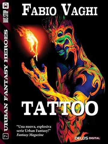 Tattoo (Urban Fantasy Heroes)